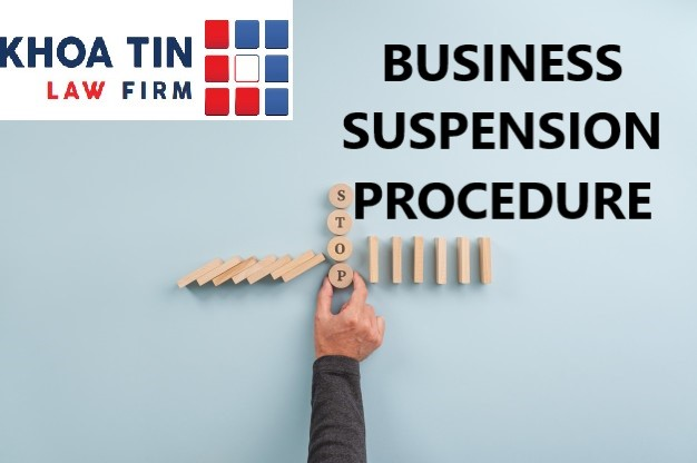 business-suspension-procedure